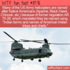 WTF Fun Fact – Named After Native Americans