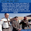 WTF Fun Fact – Serial Killer Donald Harvey