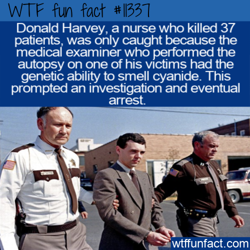 WTF Fun Fact - Serial Killer Donald Harvey