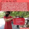 WTF Fun Fact – Shibboleth