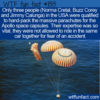 WTF Fun Fact –  Space Capsule Parachute Packers
