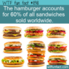 WTF Fun Fact – The Burger (Is) King