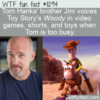WTF Fun Fact – The Voices Of Woody