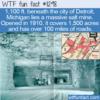 WTF Fun Fact – Underground Salt City