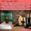 WTF Fun Fact – World's Oldest Unopened Wine