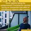 WTF Fun Fact – Yawn Causes Orgasm