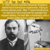 WTF Fun Fact – Alexander Bogdanov's Not So Eternal Youth