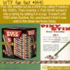 WTF Fun Fact – Frutola