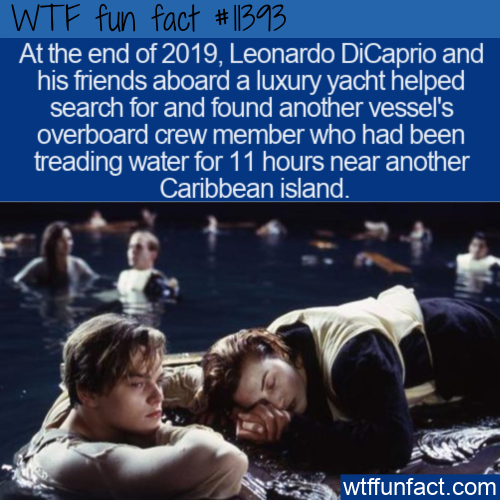 WTF Fun Fact - Surviving One In A Billion Odds