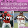 WTF Fun Fact –  The Amazing Deion