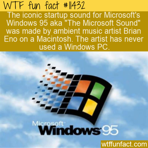 WTF Fun Fact - The Fraud Behind The Microsoft Sound