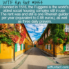 WTF Fun Fact – The Fuggerei