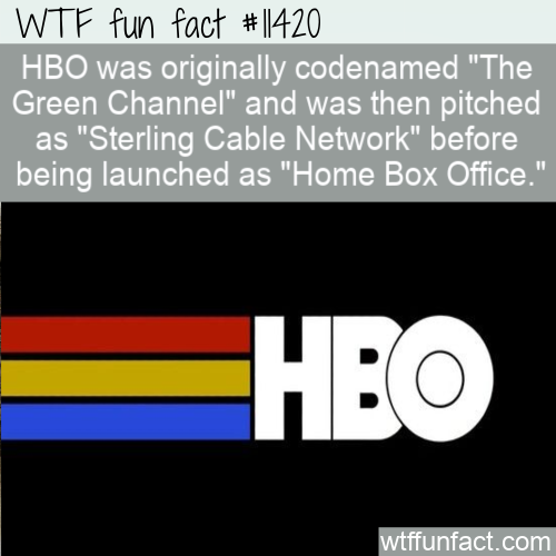 WTF Fun Fact - The Green Channel