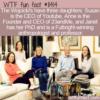 WTF Fun Fact – The Wojcicki Family