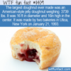 WTF Fun Fact – World's Largest Doughnut