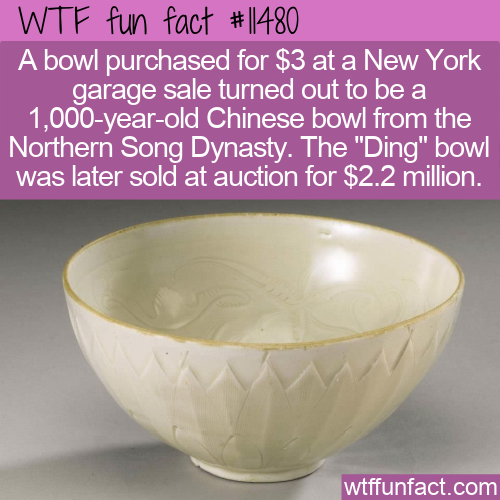 WTF Fun Fact - Ding Bowl