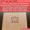 WTF Fun Fact – Dr. Seuss's Nude Illustrations