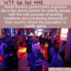WTF Fun Fact – Elderly Disco