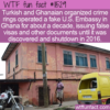 WTF Fun Fact – Fake Ghanaian US Embassy