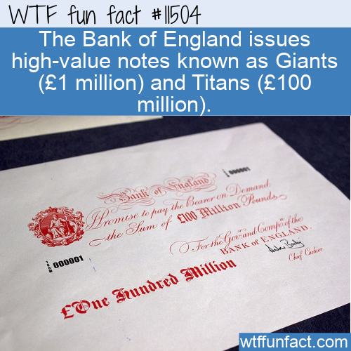 WTF Fun Fact - Giants And Titans