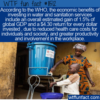 WTF Fun Fact –  Investment In Water And Sanitation