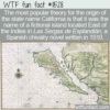 WTF Fun Fact – Origin Of California