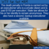 WTF Fun Fact –  Private Citizen Executioner