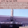 WTF Fun Fact – Quentin The Usher
