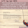 WTF Fun Fact –  Venom For $220