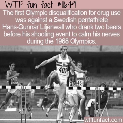 WTF Fun Fact - Beers Cause DQ