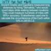 WTF Fun Fact – Bematist