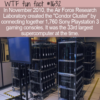 WTF Fun Fact – Condor Cluster