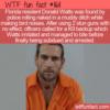 WTF Fun Fact – Florida Man Donald Watts