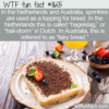 WTF Fun Fact – Fairy Bread And Hagelslag