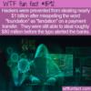 WTF Fun Fact – Hackers Typo Costs Them A Billion