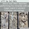WTF Fun Fact – Jesus Magic Wand