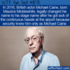 WTF Fun Fact –  Maurice Micklewhite Now Michael Caine