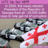 WTF Fun Fact – No More Traffic Cops
