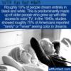 WTF Fun Fact – People Still Dream In Black & White