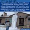 WTF Fun Fact – The Lost Michelangelo Snowman