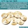 WTF Fun Fact – The Origin Of Zildjian Cymbals