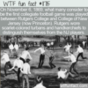 WTF Fun Fact – Before Shirts Vs Skins