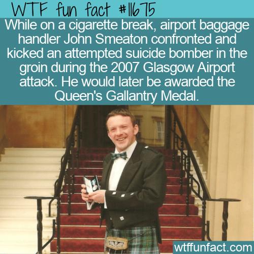 WTF Fun Fact - Gallant John Smeaton