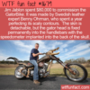 WTF Fun Fact – GatorBike