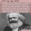 WTF Fun Fact – Karl Marx's Extreme Poverty