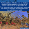 WTF Fun Fact – Sacred Band of Thebes