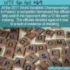 WTF Fun Fact – Scrabble Pro Demands Strip Search