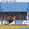 WTF Fun Fact – Urinating For Good Luck