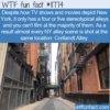 WTF Fun Fact – Cortland Alley In The Movies