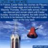 WTF Fun Fact – Easter Bells